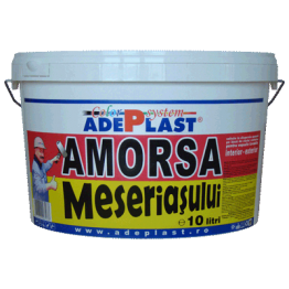 Amorsa pentru interior-exterior Adeplast - Amorsa Meseriasului 10L