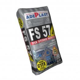 Adeziv pentru piatra naturala Adeplast FIX STONE gri 25kg
