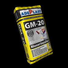 Gletul meseriasului Adeplast GM-20 20kg