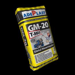 Gletul meseriasului T-Max Adeplast GM-20 20kg