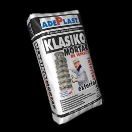 Mortar clasic de tencuiala la interior si exterior Adeplast KLASIKO 30kg