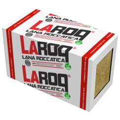 Vata minerala bazaltica Laroq Façade pentru fatade 150mm