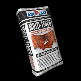 Preamestec cu aditivi pentru tencuieli si reparatii Adeplast MULTITENCO 25kg