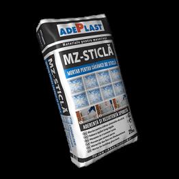 Mortar alb pentru caramizi de sticla Adeplast MZ 25kg