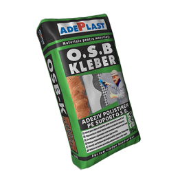 Adeziv pentru polistiren expandat Adeplast OSB Kleber 25kg