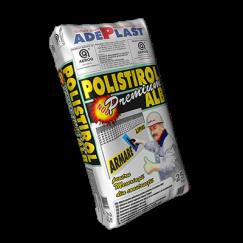 Adeziv lipire-spacluire Adeplast Polistirol Premium alb 25kg