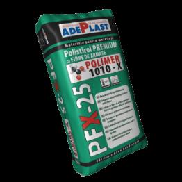 Adeziv pentru polistiren Adeplast Polistirol Premium cu fibre de armare 25kg
