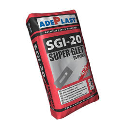 Super glet de ipsos Adeplast SGI-20 20kg