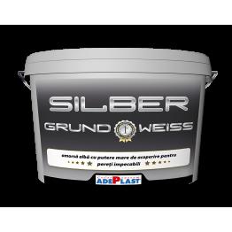 Amorsa alba de uniformizare Silber Grund Weiss 15L