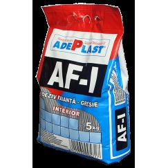 Adeziv Adeplast AF-I pentru gresie si faianta la interior 5kg