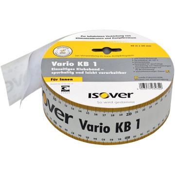 Banda adeziva pe o singura parte Isover Vario KB1 40 m