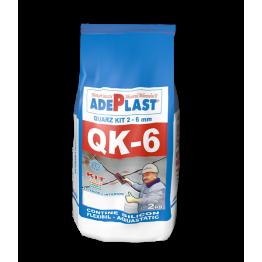 Chit rosturi gresie faianta QK-6 alb 2kg