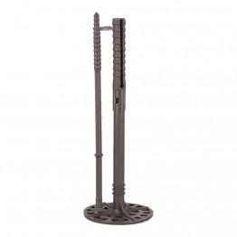 Set dibluri polistiren 10X110 - 100 buc