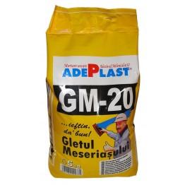 Gletul meseriasului Adeplast GM-20 5kg