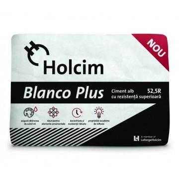 Ciment alb Holcim Blanco Plus 52.5R 20kg