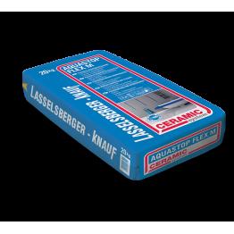 Mortar hidroizolant flexibil LB Knauf AquaStop Flex M 20kg