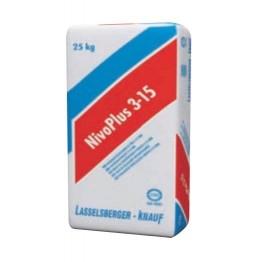 Sapa de egalizare autonivelanta NivoPlus 3-15 LB Knauf 25kg