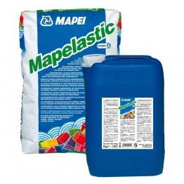 Hidroizolatie flexibila bicomponenta Mapei Mapelastic (A+B) 12+4 kg
