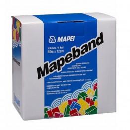 Banda cauciucata Mapei Mapeband pentru hidroizolatii rola 50m