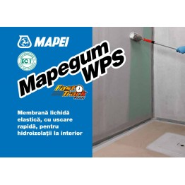 Hidroizolatie lichida elastica Mapei Mapegum WPS 10 kg