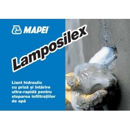 Liant pentru stoparea infiltratiilor de apa Mapei Lamposilex 5kg