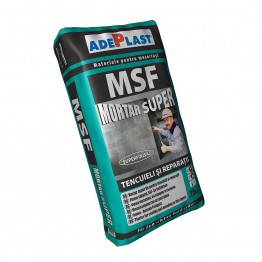Mortar super fin Adeplast MSF 25kg