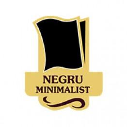 Email Oskar Aqua Matt negru minimalist 0.6L