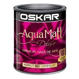 Email Oskar Aqua Matt cafeniu distins 0.6L