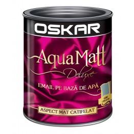 Email Oskar Aqua Matt gri creativ 0.6L