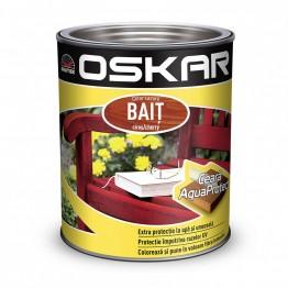 Bait colorat Oskar - cires 0.75L