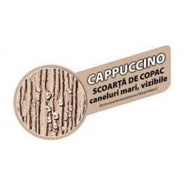 Tencuiala decorativa Oskar 3Teck scoarta de copac cappuccino 25kg
