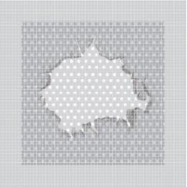 Plasturi pentru gips-carton 10x10cm 2 buc/set
