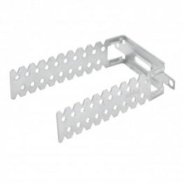 Brida reglabila multipla pentru montajul plafoanelor fixe 125 mm cutie 100 buc