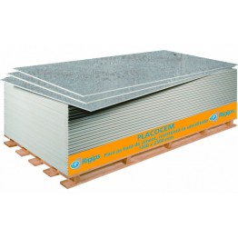 Placa de ciment Aquaroc Rigips 12.5x1200x2500 mm