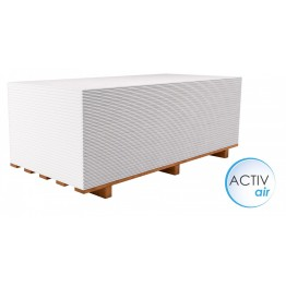 Placa gips-carton Rigips Activ Air 12.5x1200x2000 mm
