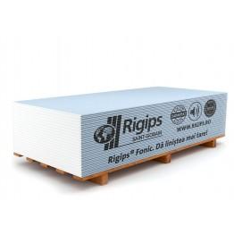 Placa gips-carton Rigips Fonic tip D pentru izolare fonica 12.5x1200x2000 mm