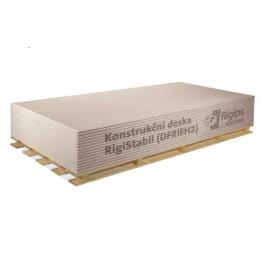 Placa gips-carton Rigistabil tip DFRIEH2 multifunctionala muchie PRO 12.5x1250x2000 mm