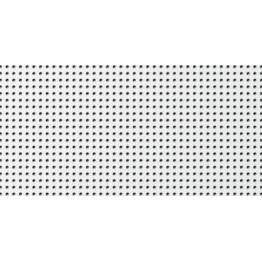 Placa Rigiton 10-23 cu perforatii rotunde, panza neagra