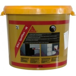 Sika Igolflex N Hidroizolatie fundatie 25kg