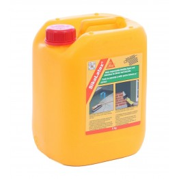Aditiv pentru betoane si mortare Sika Latex 5 kg