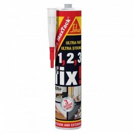 Adeziv pentru suprafete multiple interior / exterior Sika Max Tack alb 400 gr
