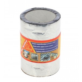 Banda bituminoasa pentru etansare/hidroizolatii Sika MultiSeal aluminiu 10 m x 300 mm