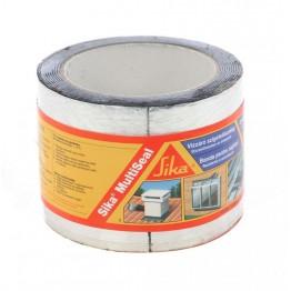 Banda bituminoasa pentru etansare/hidroizolatii Sika MultiSeal aluminiu 3 m x 50 mm