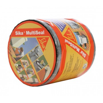 Banda bituminoasa pentru etansare/hidroizolatii Sika MultiSeal gri 10 m x 150 mm