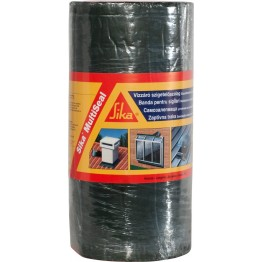 Banda bituminoasa pentru etansare/hidroizolatii Sika MultiSeal gri 10 m x 300 mm