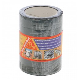 Banda bituminoasa pentru etansare/hidroizolatii Sika MultiSeal gri 3 m x 150 mm