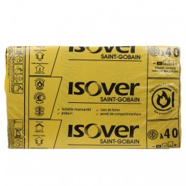 Vata minerala bazaltica ISOVER PLE 100mm