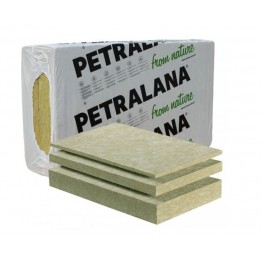 Vata minerala bazaltica Petrafas pentru fatada ETICS 100mm 1.8mp/bax