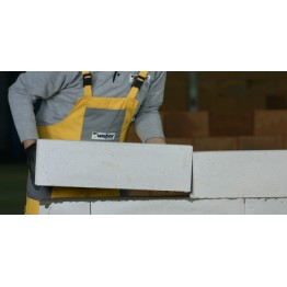 Mortar de zidarie pentru BCA weber PL25 25kg